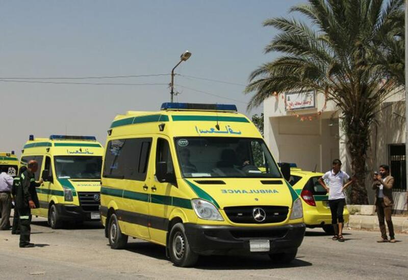 Не менее 20 человек погибли при ДТП с автобусом в Египте