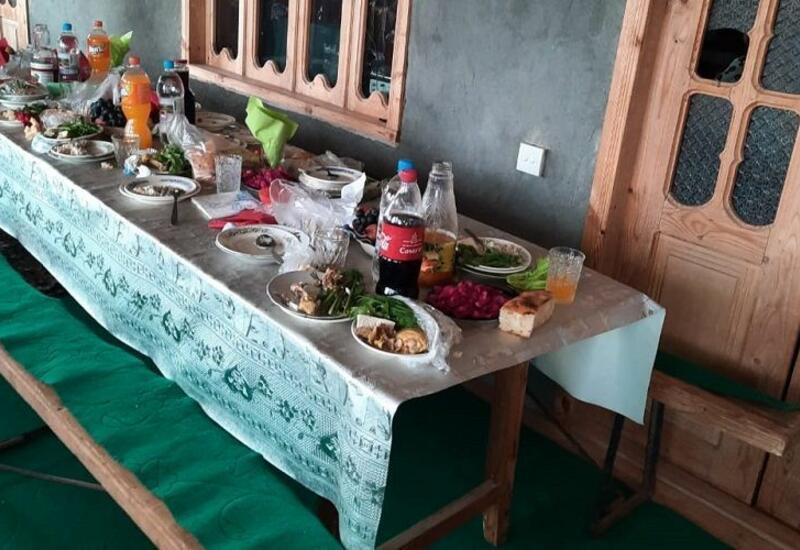 В Геранбое пресечена свадебная церемония