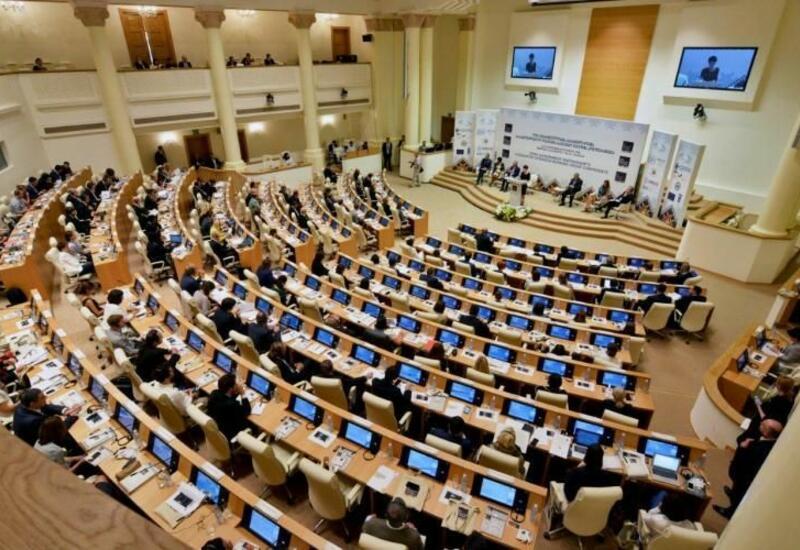 Правящую партию Грузии покинули шесть депутатов