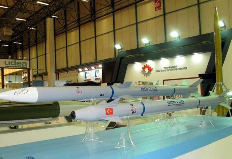 Эрдоган сообщил об успешном испытании в Турции ракеты класса «воздух-воздух»