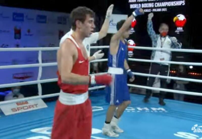 Азербайджанский боксер победил армянина