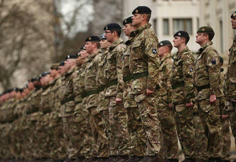 Британия собралась вывести войска из Афганистана