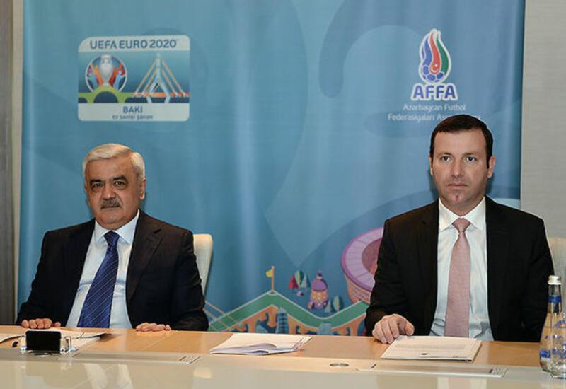 АФФА подписала меморандум с футбольными ассоциациями тюркоязычных стран