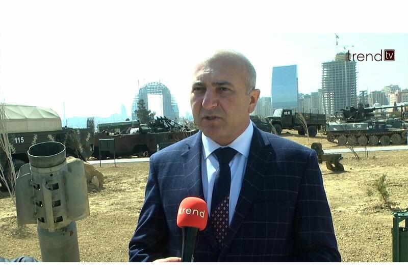 Парк военных трофеев в Баку - месседж для тех, кто вновь заговорит о войне