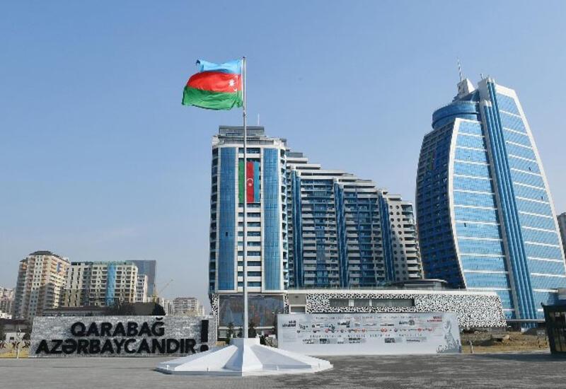 ИВ города Баку прокомментировала переименование проспекта Нобеля