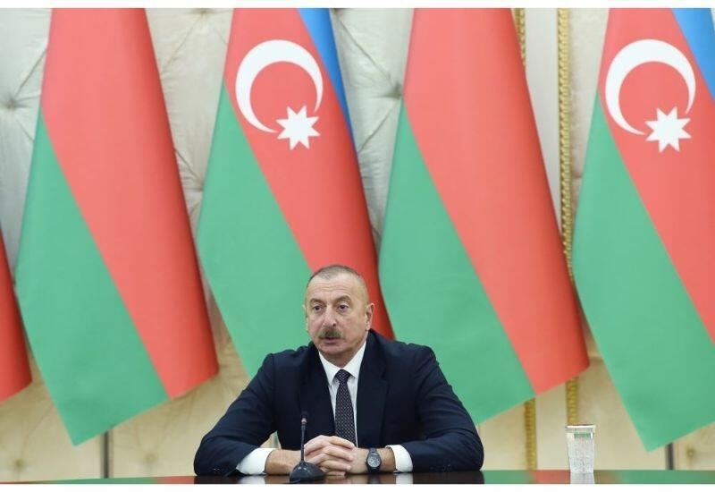 Президент Ильхам Алиев: Мы определяли цели очень четко