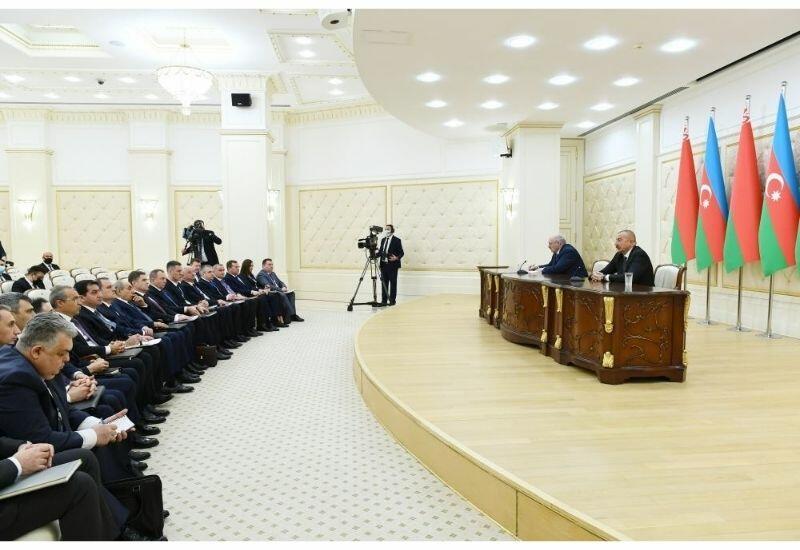 Prezident İlham Əliyev: Minsk qrupunun nə ilə məşğul olacağı bizə hələ məlum deyil