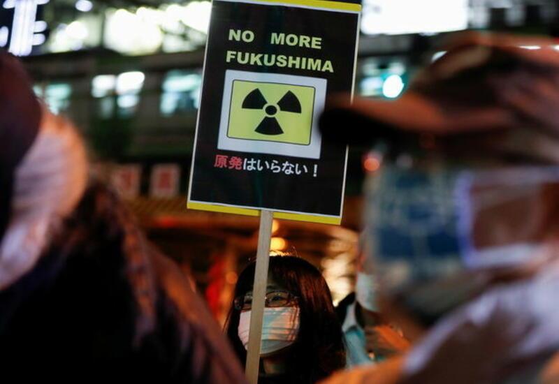 """Китай выразил протест Японии из-за решения сбросить воду с """"Фукусимы"""" в океан"""
