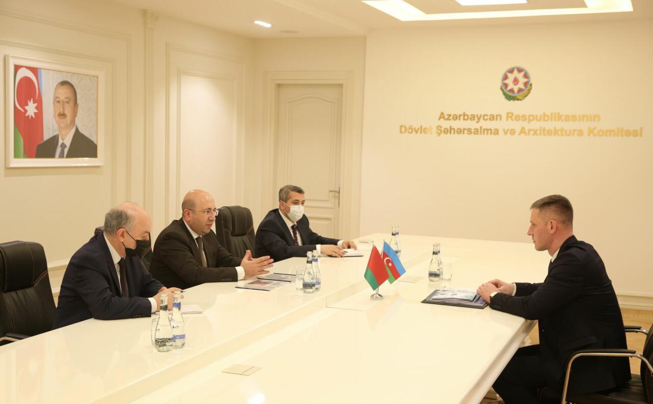 Беларусь готова поддержать Азербайджан в восстановлении Карабаха