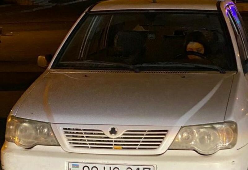 В Масазыре задержана женщина-водитель, сбившая пешехода