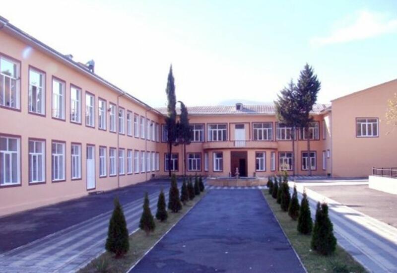Шекинский филиал педагогического университета закрыт на карантин