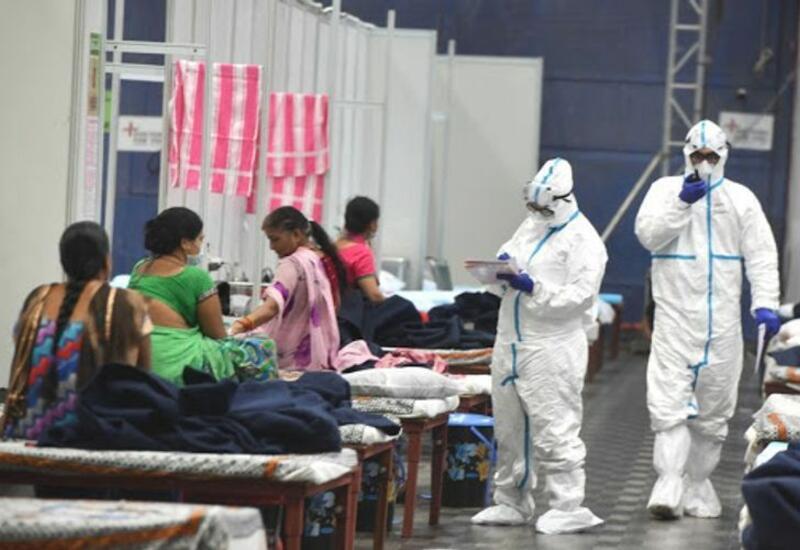 В Индии впервые выявили более 200 тысяч новых случаев COVID-19 за сутки