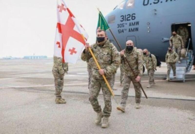 Грузия выводит своих миротворцев из Афганистана