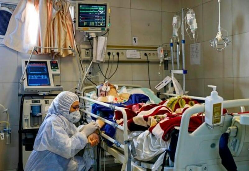 В Иране за минувшие сутки от COVID-19 умер 161 человек
