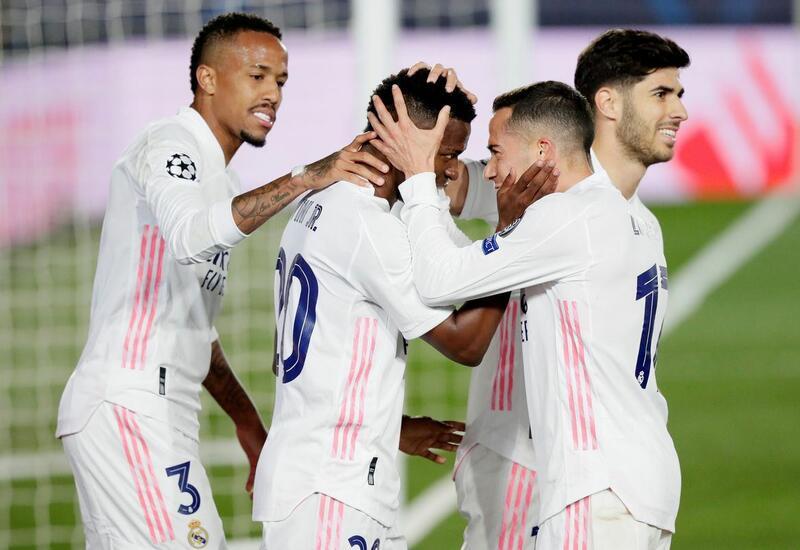 """""""Реал"""" впервые за три года вышел в полуфинал Лиги чемпионов"""
