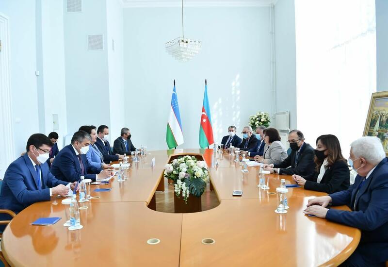 Сахиба Гафарова: Сотрудничество между Азербайджаном и Узбекистаном успешно развивается во всех сферах
