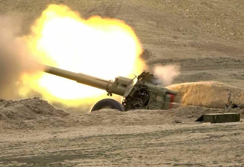В азербайджанской армии начинаются учения