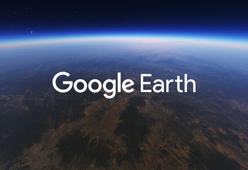 В Google Earth появилась возможность увидеть, как менялась Земля последние 37 лет