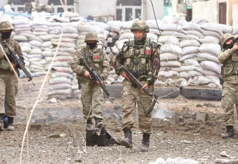 На турецкую военную базу в Ираке совершено нападение