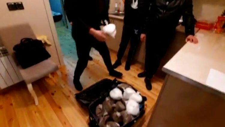 Полиция изъяла из оборота 68 кг наркотиков