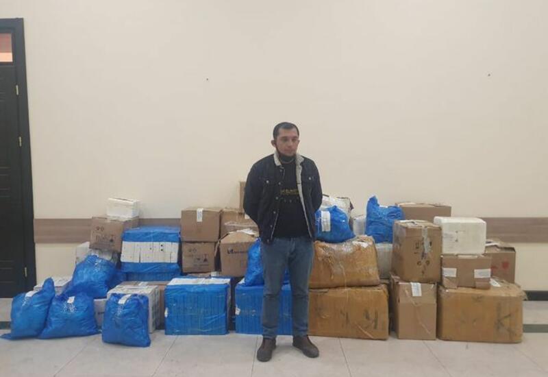 Предотвращена контрабанда в Азербайджан наркотиков и лекарств
