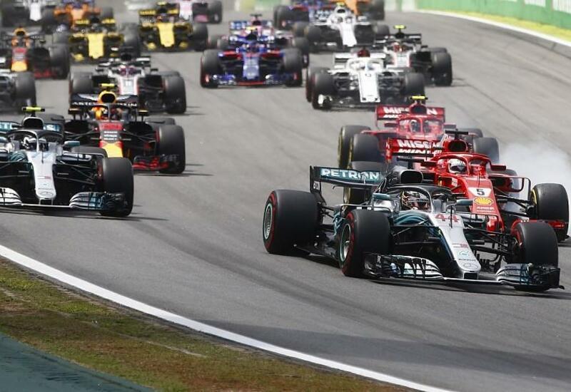 """Стартует второй этап чемпионата мира по автогонкам в классе машин """"Формула-1"""""""