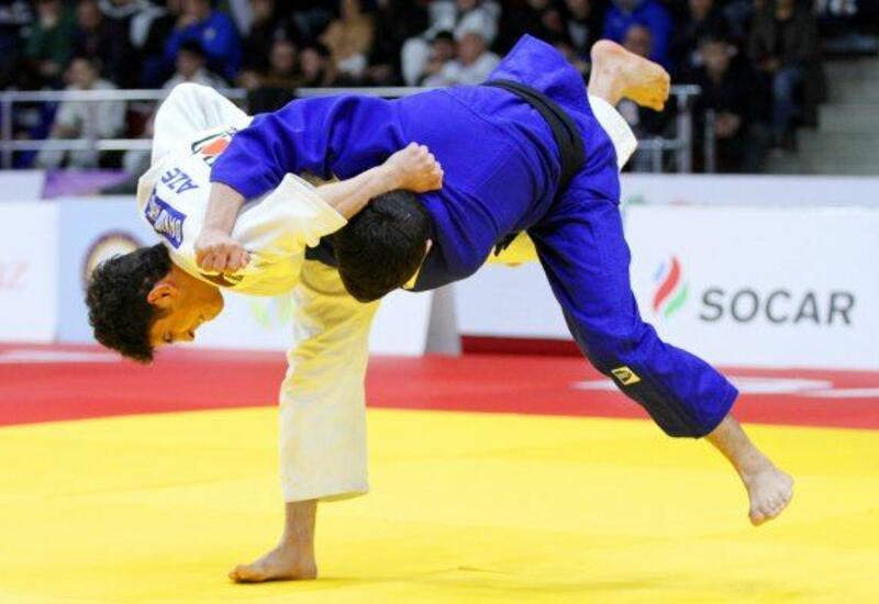 В Лиссабоне стартует предолимпийский чемпионат Европы по дзюдо
