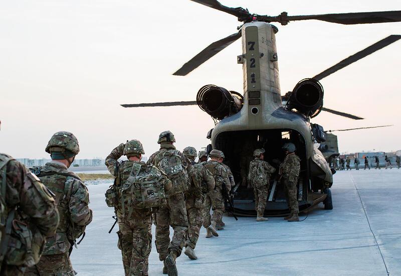 США после выхода из Афганистана направят ресурсы на Индо-Тихоокеанский регион