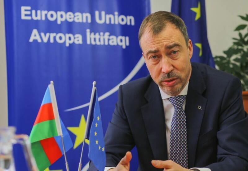 Спецпредставитель ЕС по Южному Кавказу должен прекратить поощрять сепаратизм