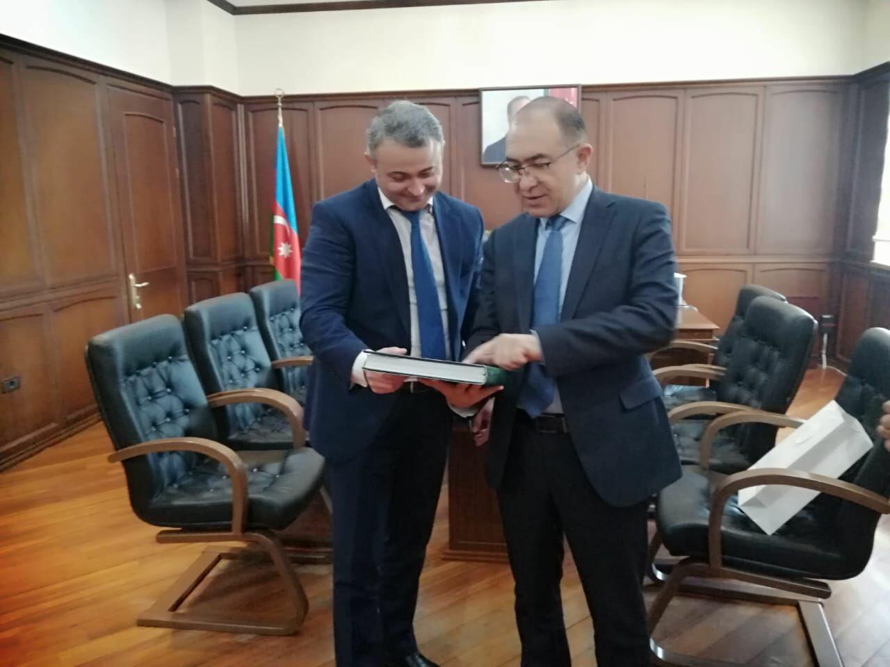 Состоится обмен опытом между журналистами Азербайджана и Узбекистана