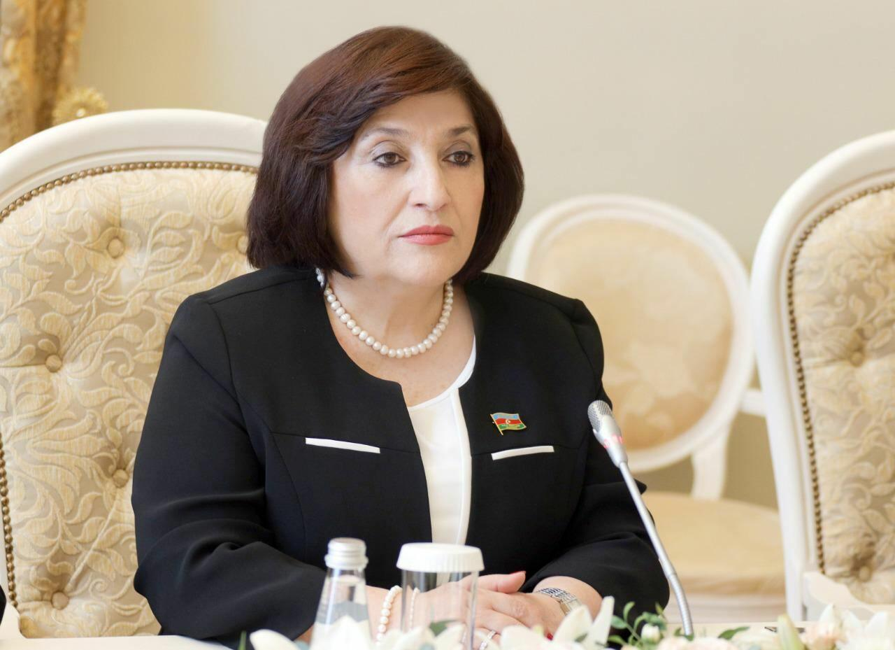 Сахиба Гафарова и Валентина Матвиенко обсудили азербайджано-российские связи