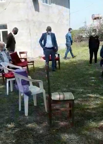 Жители Масаллы привлечены к административной ответственности за организацию поминок