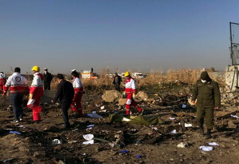 МИД Ирана опроверг заявление Украины о преднамеренно сбитом самолете