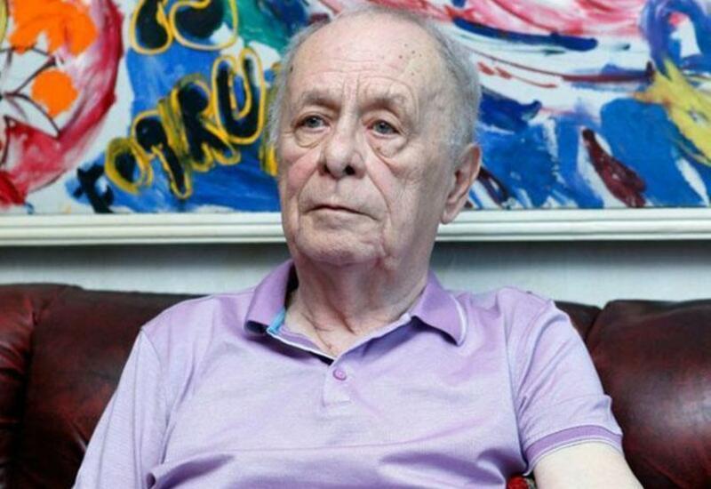 Народный артист Эльдар Гулиев будет похоронен завтра