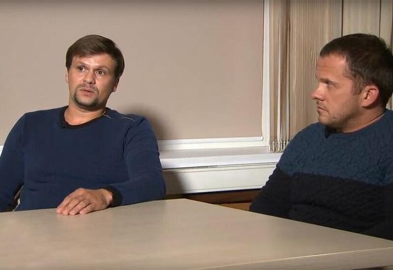 Полиция Чехии объявила в розыск Александра Петрова и Руслана Боширова