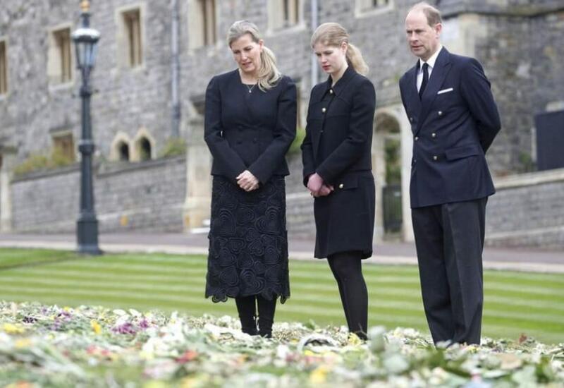 Великобритания прощается с принцем Филиппом