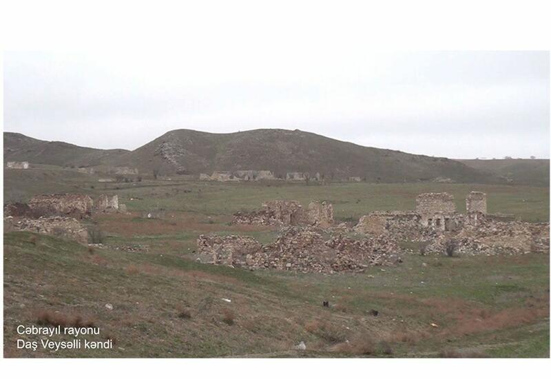 Село Даш Вейсалли Джебраильского района