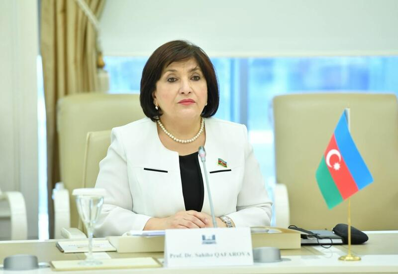 Сахиба Гафарова обратилась к международным организациям