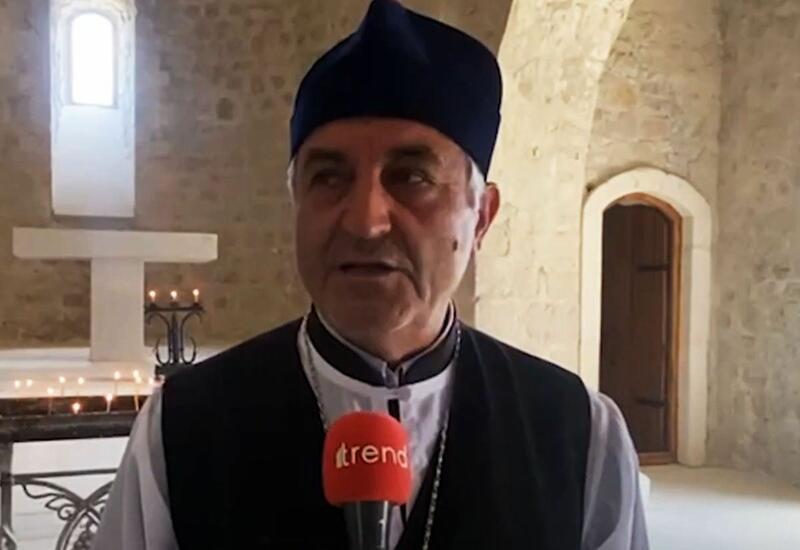 Армяне сфальсифицировали, разрушили албанские храмы