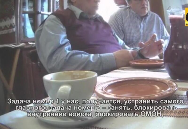 В Сети опубликовали кадры подготовки покушения на Лукашенко