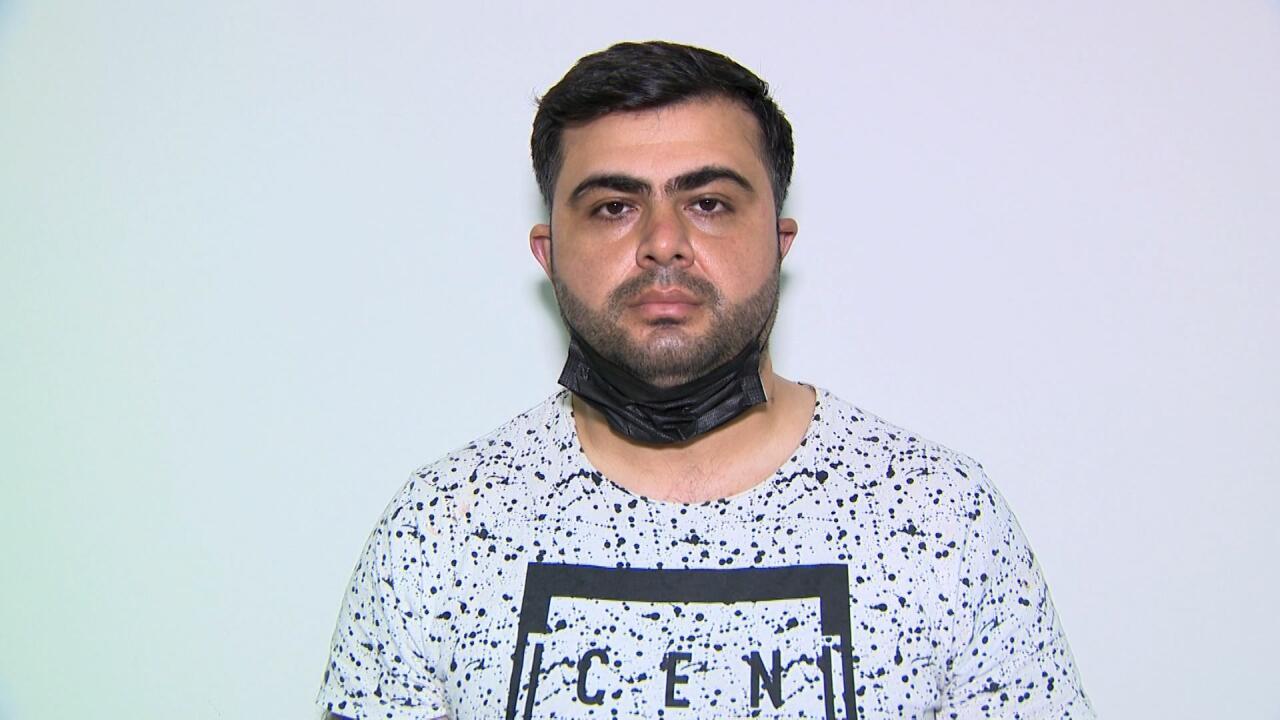 В Баку задержан мужчина, укравший золотые слитки стоимостью $80 тыс