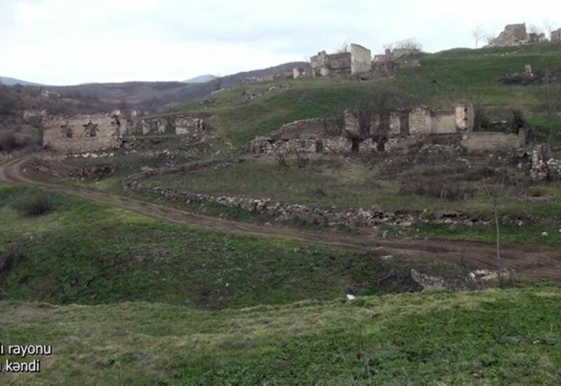Село Таровлу Губадлинского района