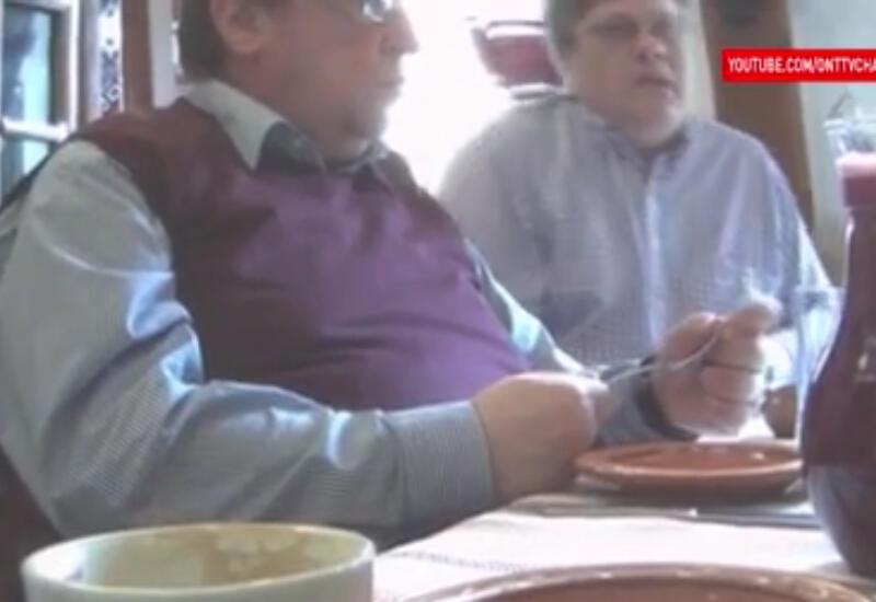 ФСБ представила видеозапись разговора Федуты и Зенковича об устранении Лукашенко