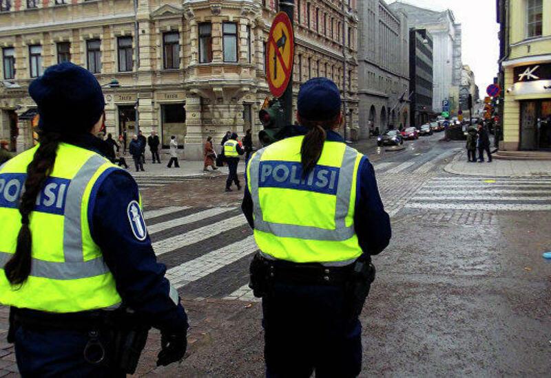 В Финляндии задержаны 17 человек на акции против ограничительных мер