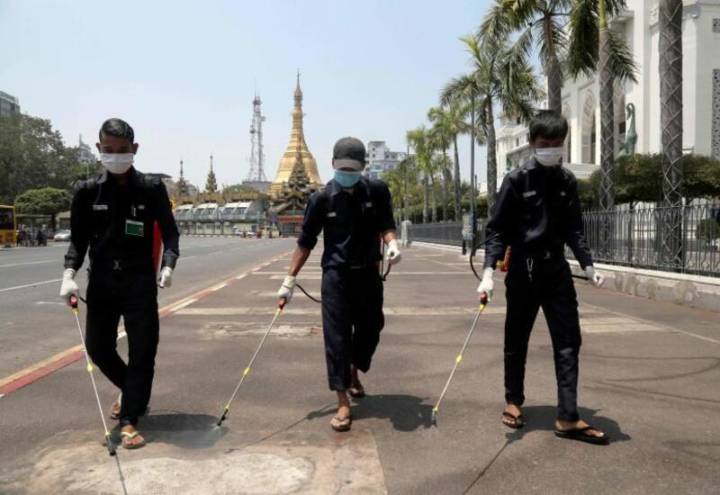Число жертв в столкновениях в Мьянме достигло 737 человек
