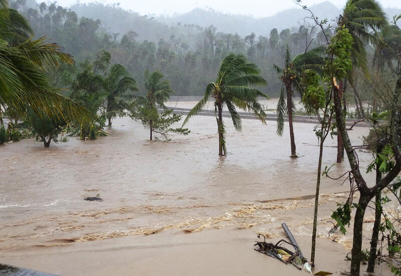 Филиппины готовятся к возможным наводнениям из-за тайфуна «Суригаэ»