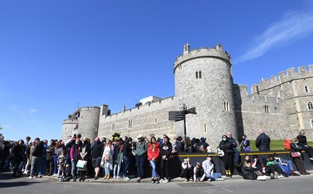 В Лондоне состоялись похороны принца Филипа