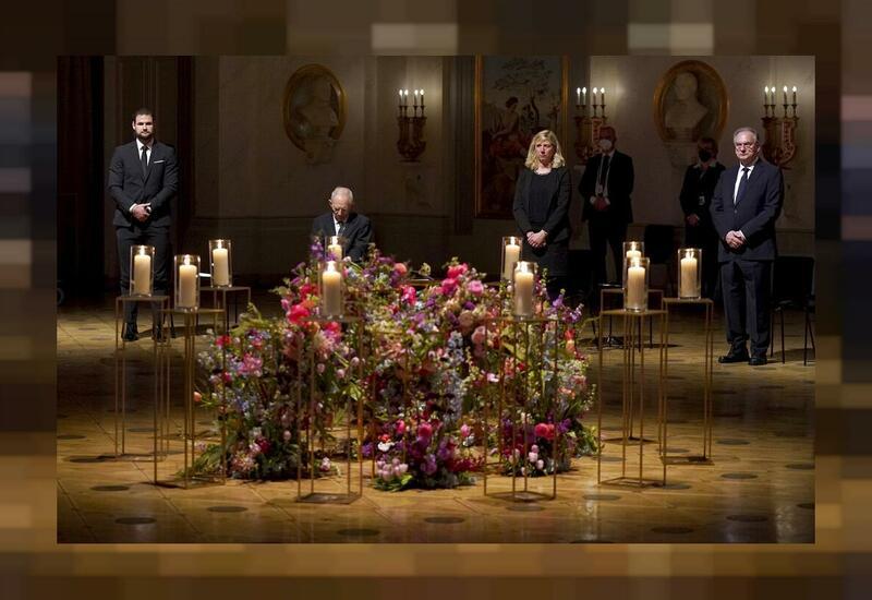 Траурные церемонии в Берлине в память о жертвах пандемии
