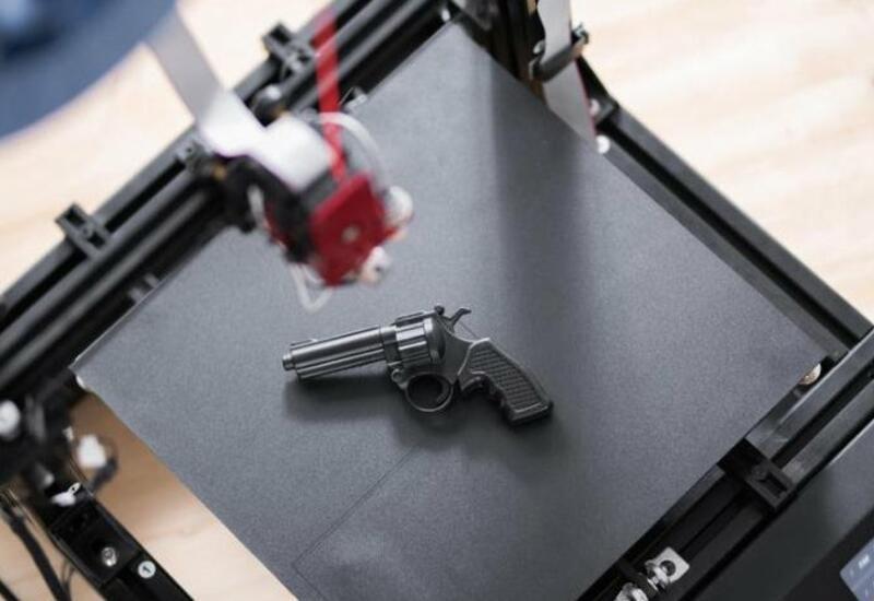 В Испании нашли мастерскую, где на принтере печатали оружие