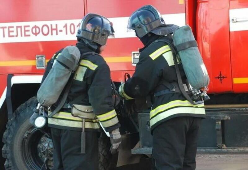 Мощный взрыв газа в трехэтажном жилом доме в России
